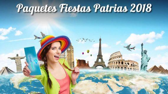 Paquetes a Fiestas Patrias 2018